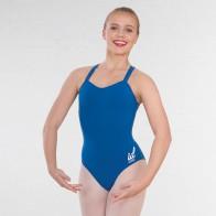 IDT Grades 3-5 Female Ballet Double Strap Cross Back Leotard