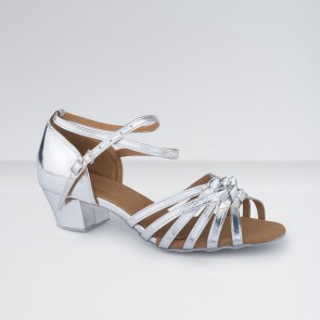 1st Position PU Low Heeled Ballroom Shoes