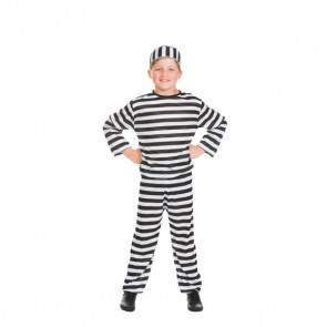 Child Convict Outfit with Hat