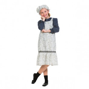 Victorian School Girl Costume