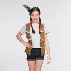 Child Indian Waistcoat