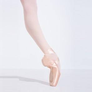 Capezio Cambre Broad #4 shank Wide Pointe Shoe