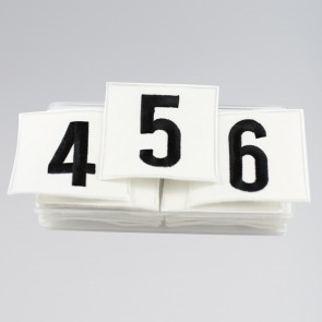 Identification Numbers - Pack Of Numbers