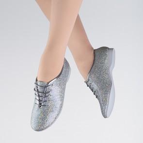 1st Position Hologram Jazz Shoes