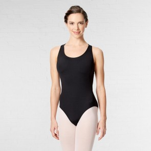 Lulli Halter Neck Leotard Filippa with Strapped Back