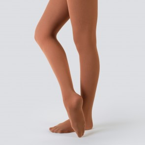 Nude Barre Footed Tights