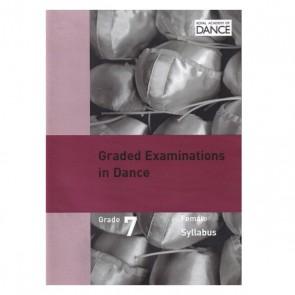 Syllabus DVD Grade 7 (Female)
