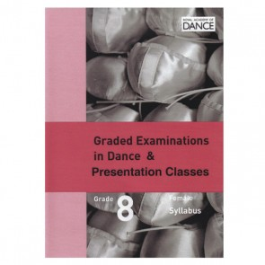 Syllabus DVD Grade 8 (Female)