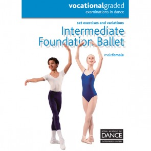 RAD Inter Foundation Syllabus Book