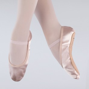 1st Position Satin Ballet Shoes