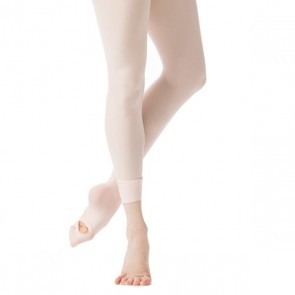Danskin Womens Ultrasoft Convertible Tights (Theatrical Pink)