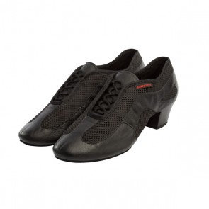 Supadance Leather & Mesh Practice Shoe