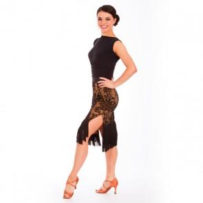 DSI Zoey Flock Skirt