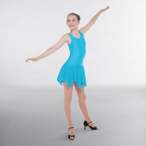 1st Position Practice Ballroom Skirt