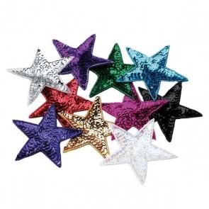 Star Sequin Motif