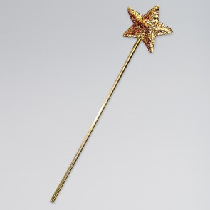Gold Sequinned Wand
