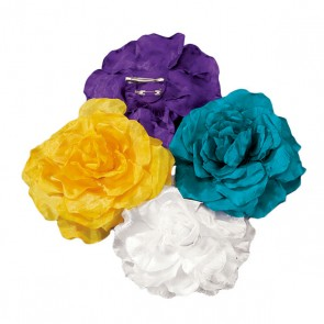 Flower Corsage on Clip & Pin