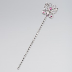 Plastic Butterfly Wand