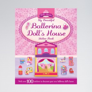 My Beautiful Ballerina Dolls House