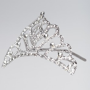 Princess Tiara on Comb