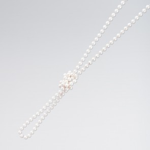 Charleston Necklace (Pearl)