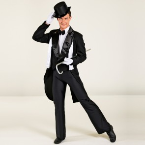 Men's Tailcoat Black
