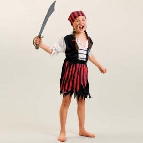 Pirate Girl Child