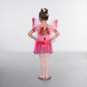 Pink Fairy Wings and Skirt Set