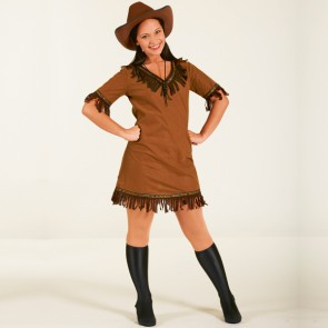 Indian Costume Adult One Size