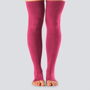 Toe sox Open Heel Leg Warmer